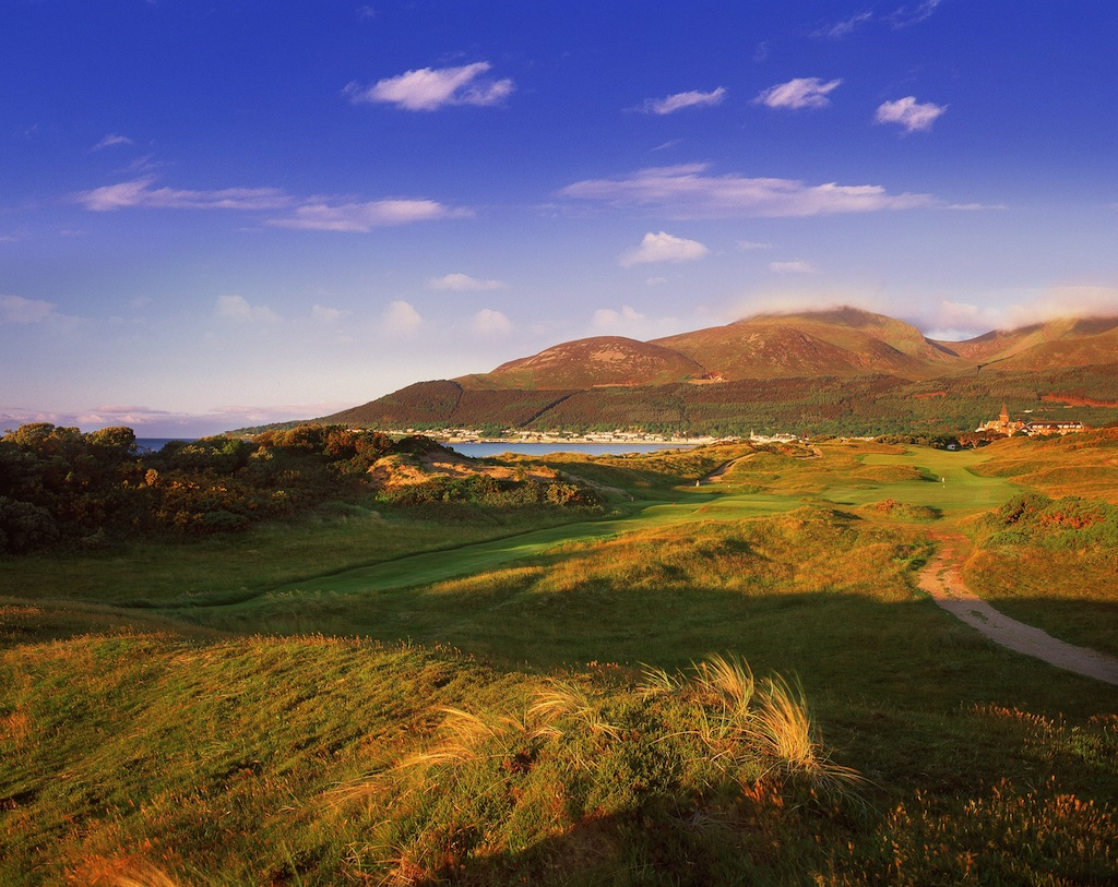 The Royal County Down Golf Club | © Aidan Bradley