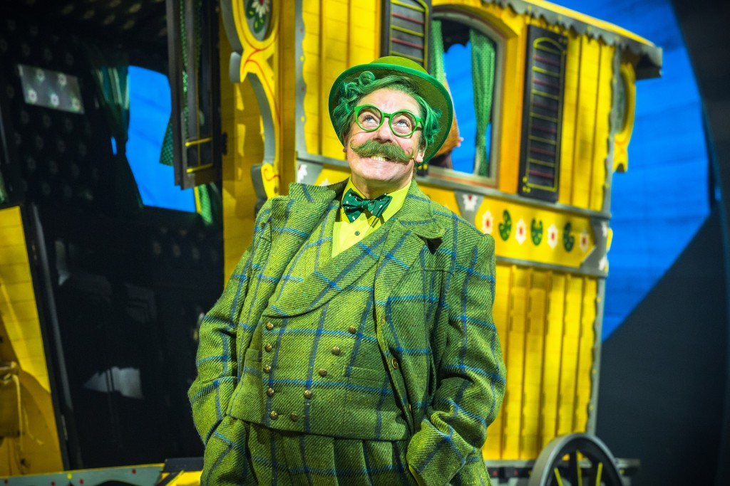 Wind in the Willows©Marc Brenner/Jamie Hendry Productions