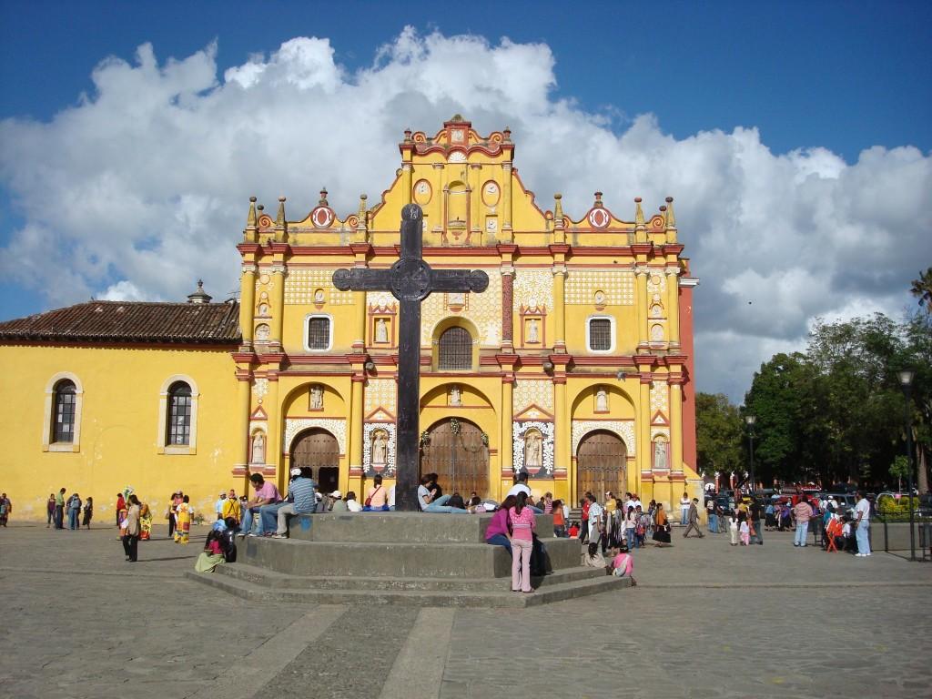 Catedral de San Cristóbal de las Casas | © Joaquin Bravo Contreras/Flickr