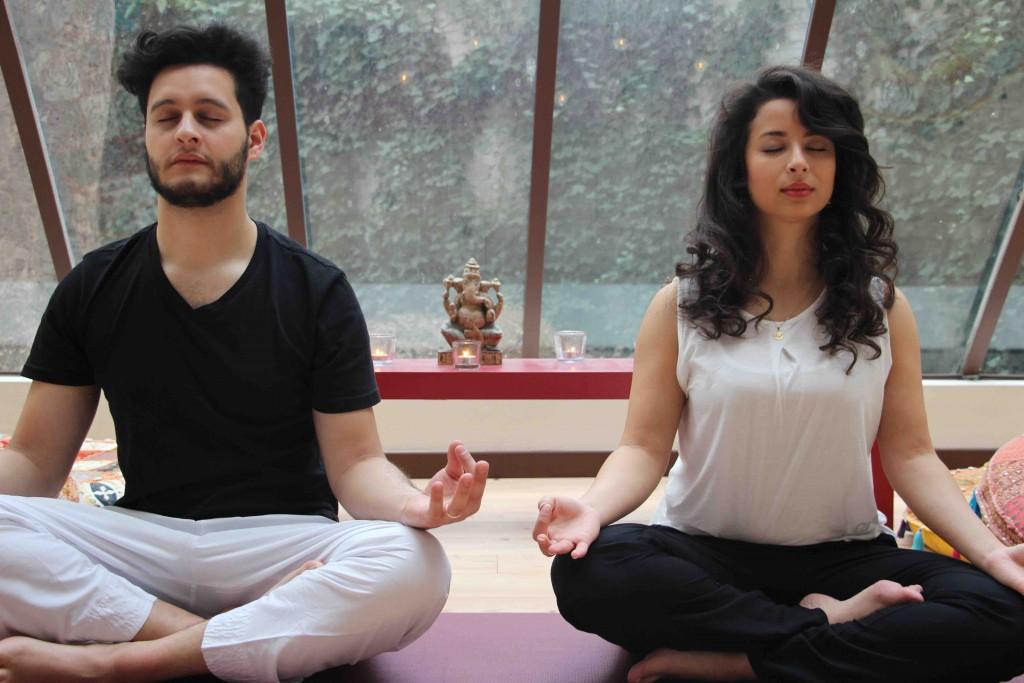 Yoga at Serendip | Courtesy of Serendip Spa & Yoga