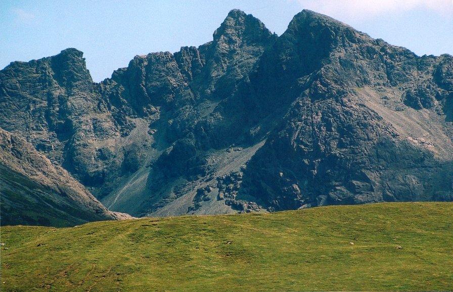 Sgurr Alasdair | © WikiCommons