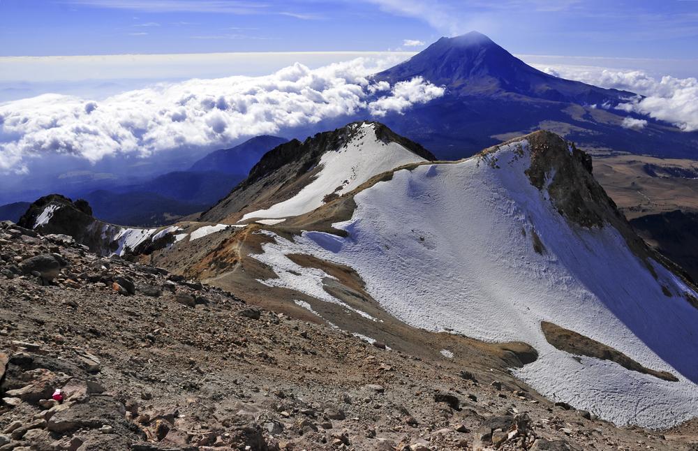 Popocatepetl volcano ©robert cicchetti |Shutterstock