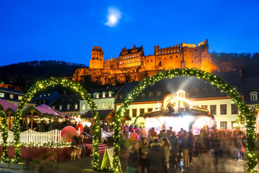 heidelberg christmas market - Best Christmas Markets In Germany