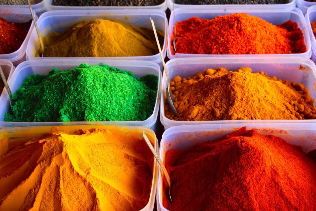 Spices | Pubic domain/Pixabay