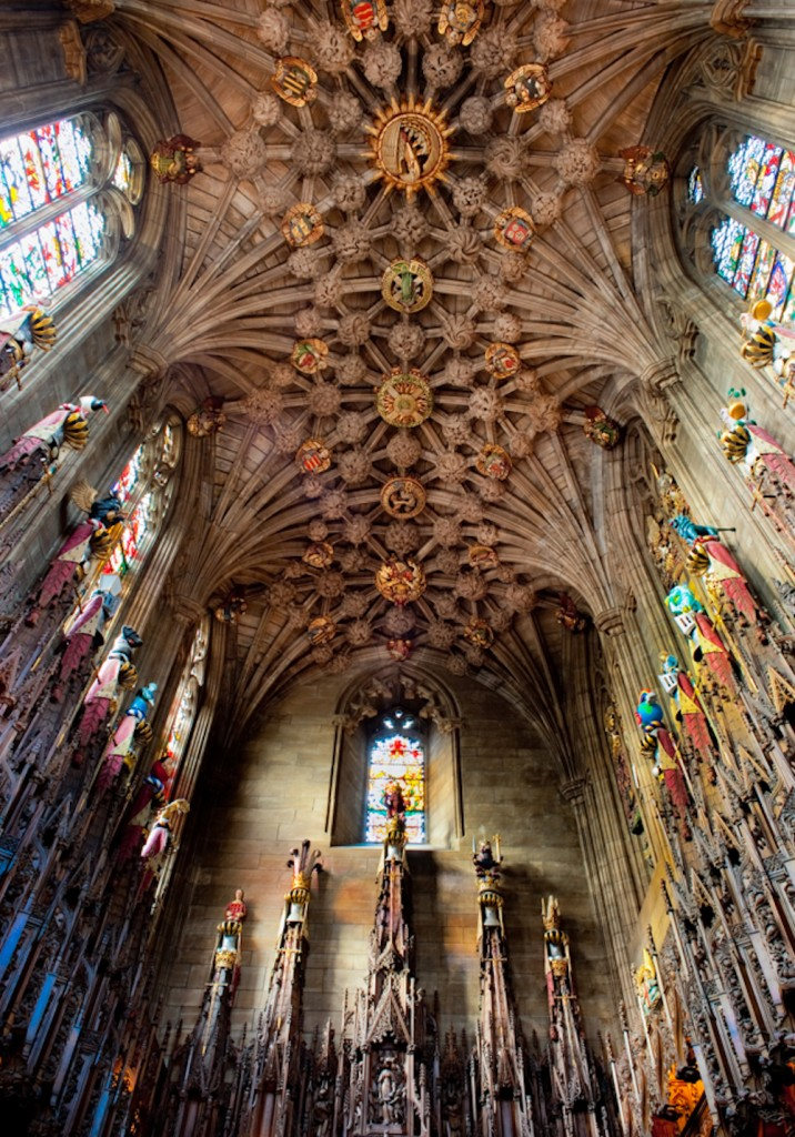 St Giles | Courtesy Of Edinburgh's Christmas