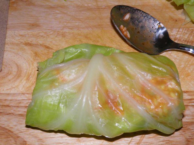Stuffed cabbage roll |© gran/WikiCommons