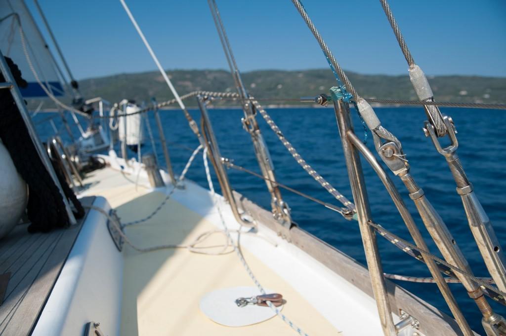 Details of a sailing boat | © PixaBay