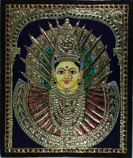 Tanjore Painting| ArtnIndia/Amazon