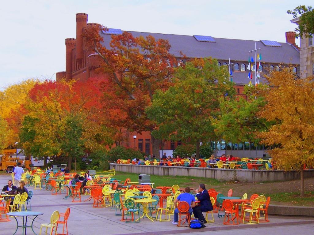 University of Wisconsin-Madison's campus, courtesy of WikiCommons