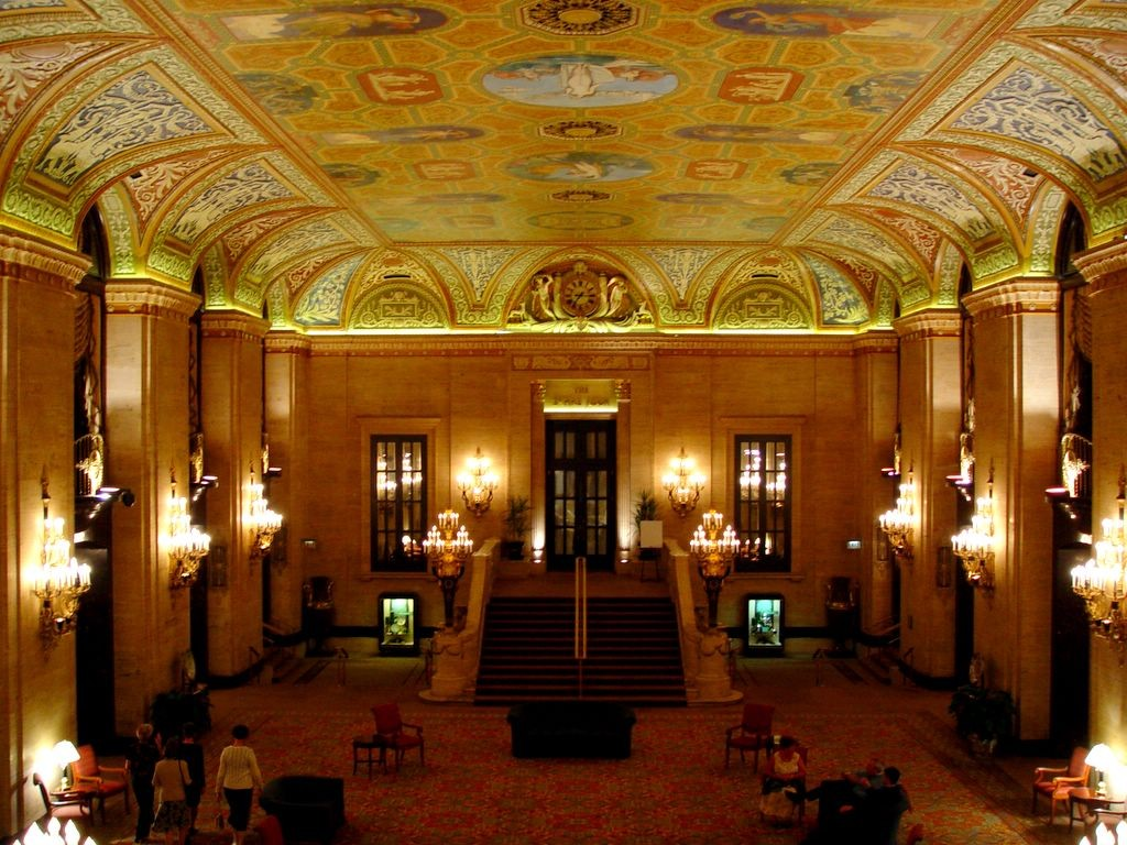 The Palmer House | © WikiCommons