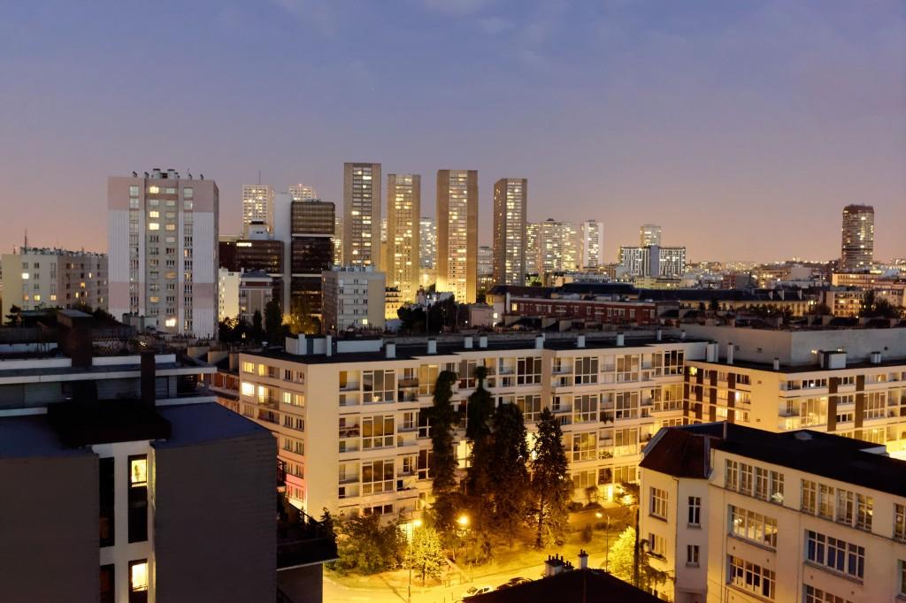 The skyline of Paris' Asian Quarter │© Thibauld Nion / Flickr