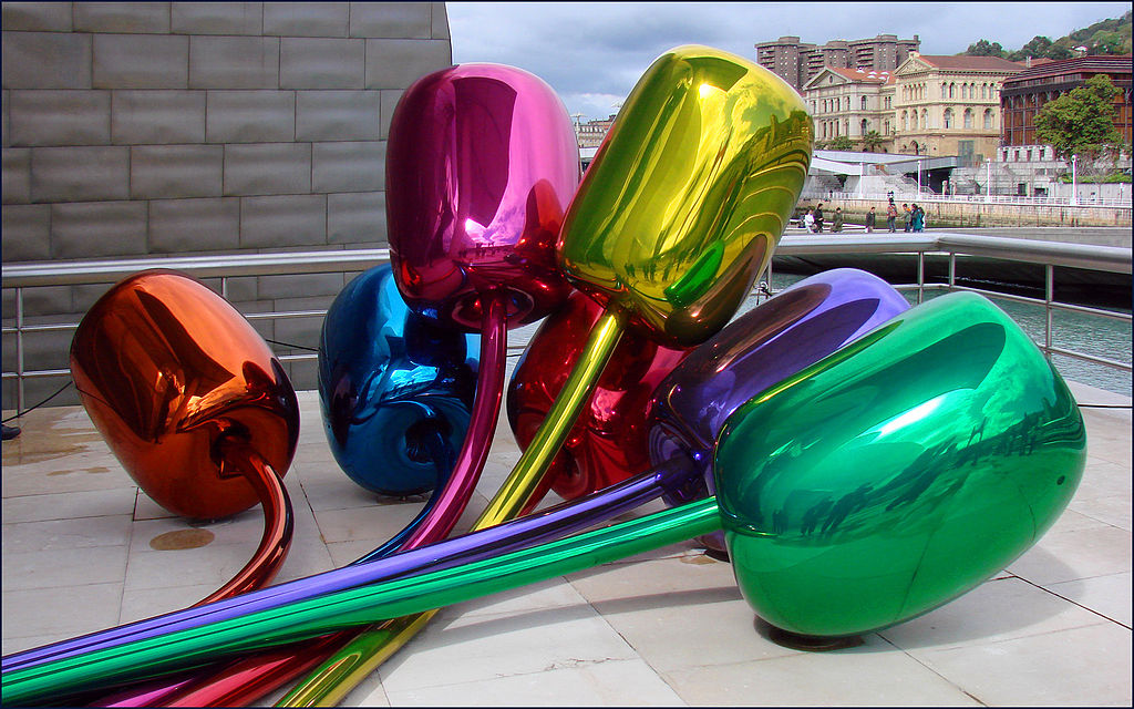 Jeff Koons Offers Sculpture To Paris In Memory Of 2015 Attacks