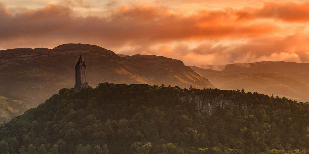 Wallace Monument | © john mcsporran/Flickr