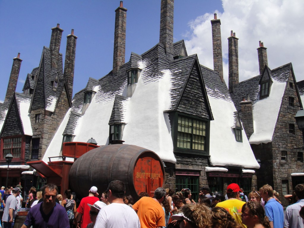 The Wizarding World of Harry Potter | © Wikicommons