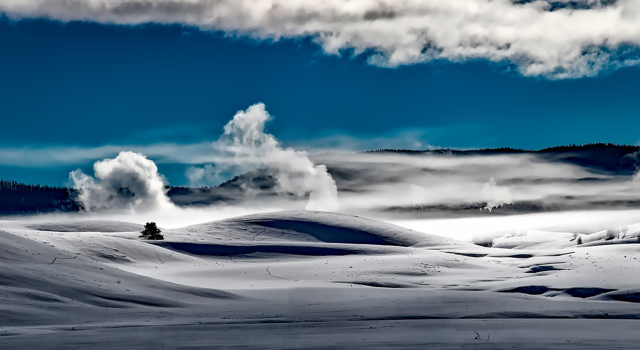 Yellowstone National Park | Public Domain/Pixabay