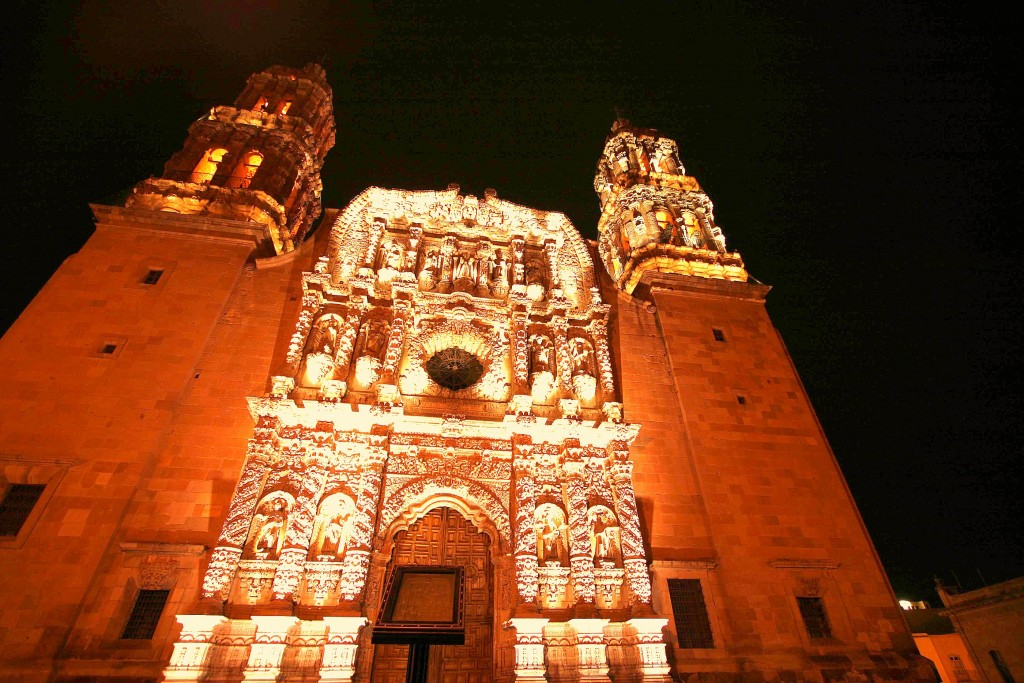 Zacatecas│ © Anthony Devencenzi/Flickr