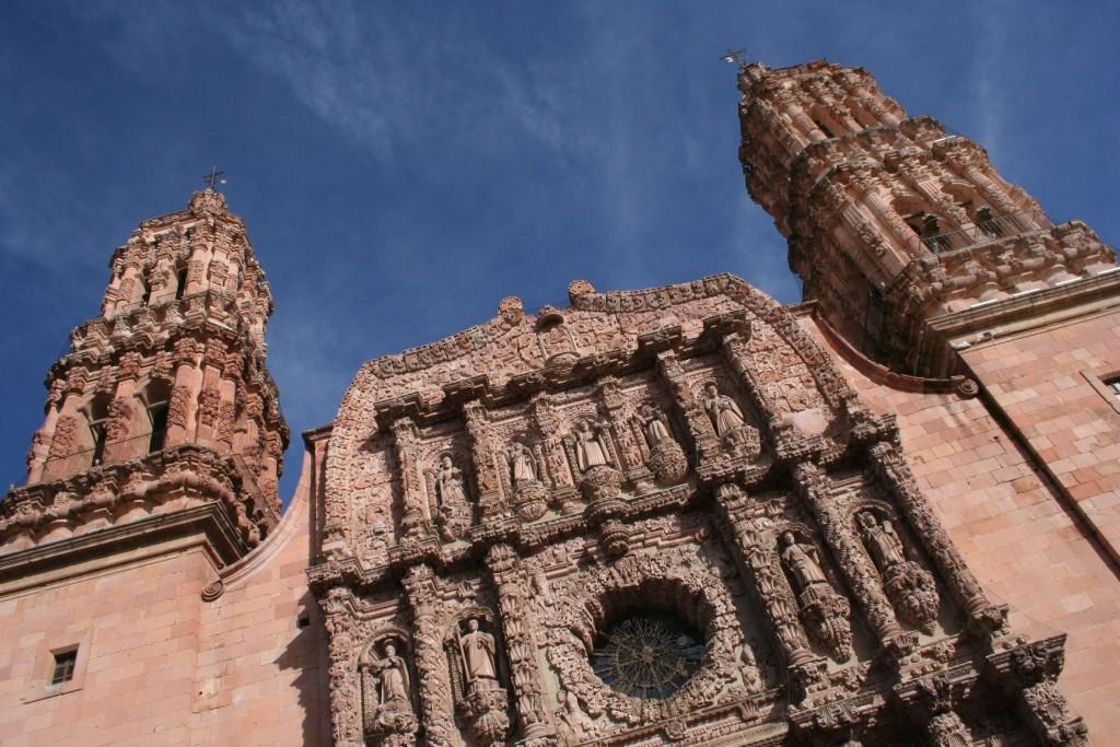 Catedral Basílica de Zacatecas | © Javier Samaniego/Flickr