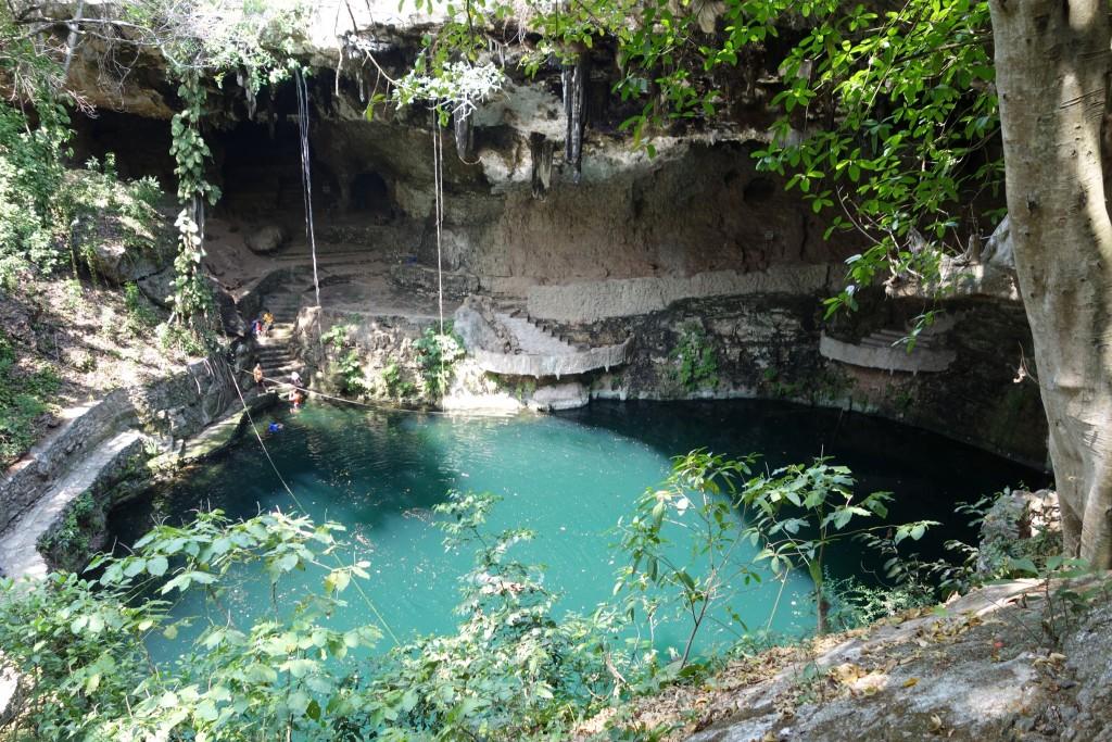 Cenote Zací | © Elizabeth K. Joseph/Flickr
