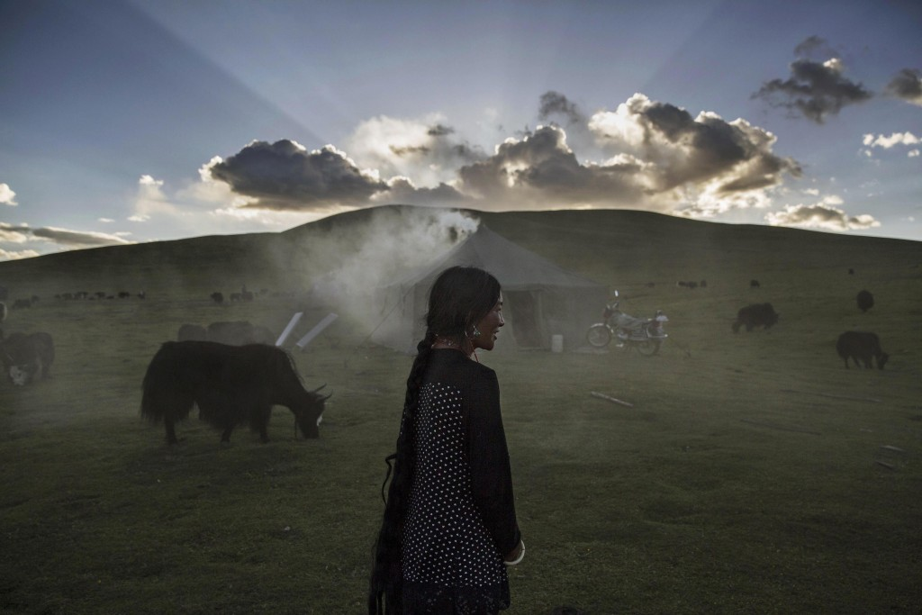 Tibetan Nomadic Culture Faces Challenges On The Tibetan Plateau, © Kevin Frayer, Canada, Winner, Professional People, 2016 Sony World Photography Awards