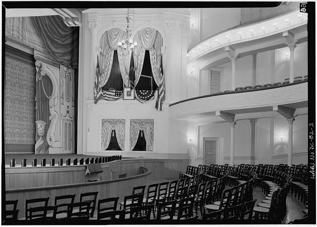 History of Ford's Theatre