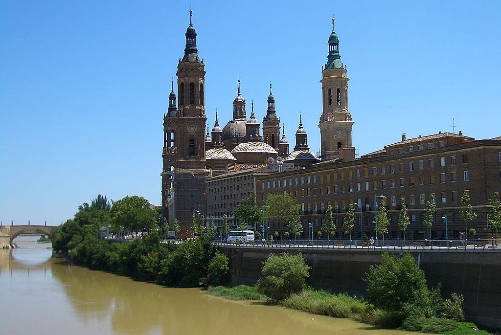 Zaragoza Basilica | ©Vmenkov / Wikimedia Commons