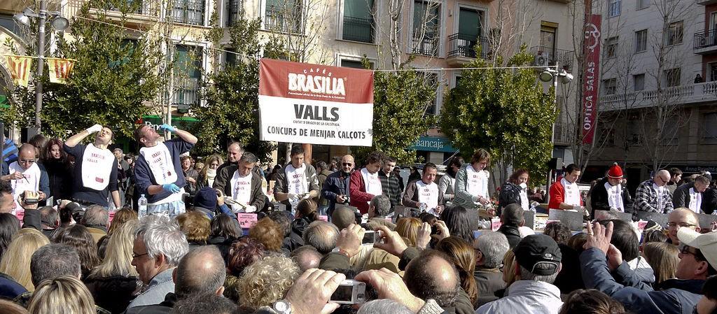 Calçotada Valls competition | ©Xauxa (Håkan Svensson) / Wikimedia Commons