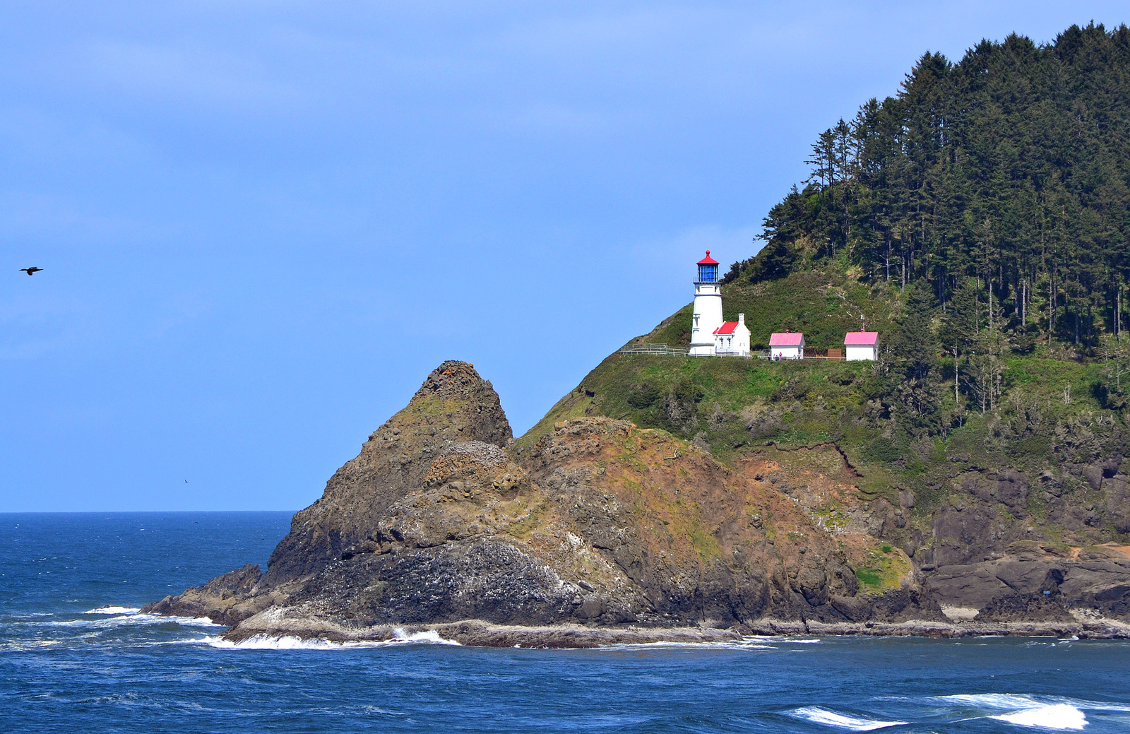 Heceta Head Lighthouse, OR | © Don Graham/Flickr