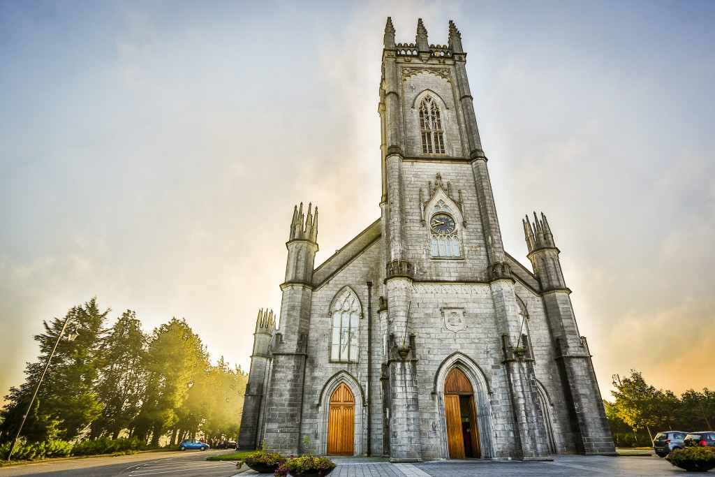 Tuam Cathedral of the Assumption of the Blessed Virgin Mary | © Tony Webster/Flickr
