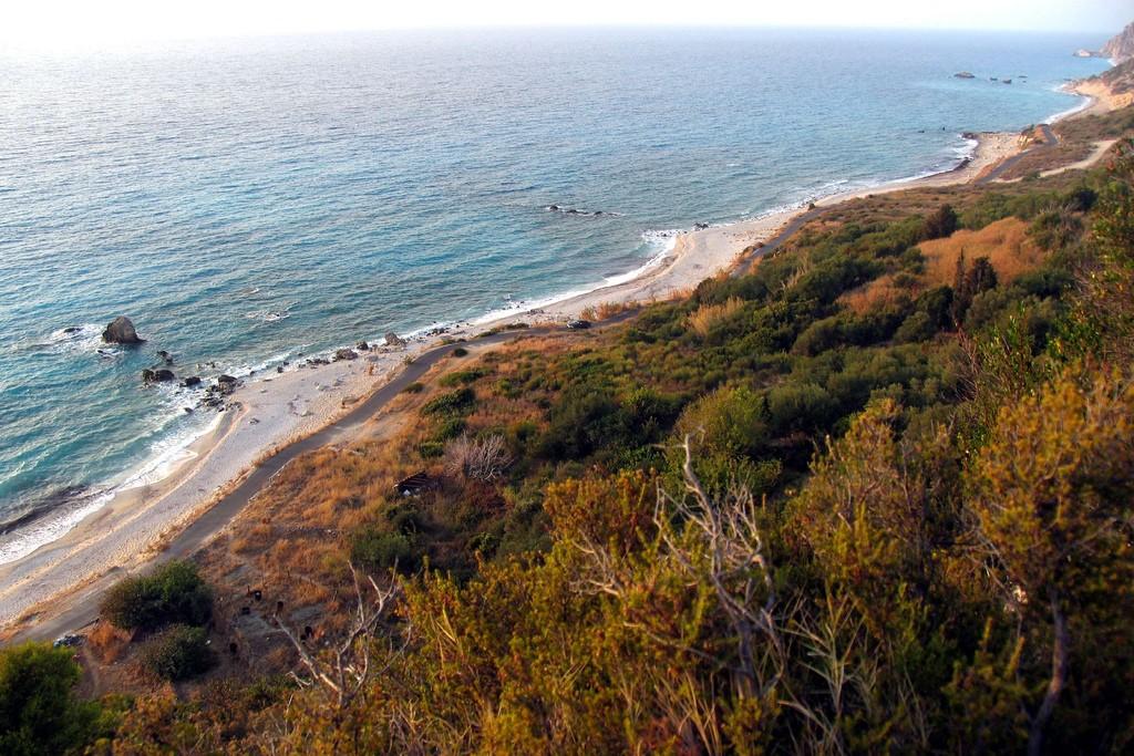 Beach at Kalamitsi | © George Terezakis/Flickr
