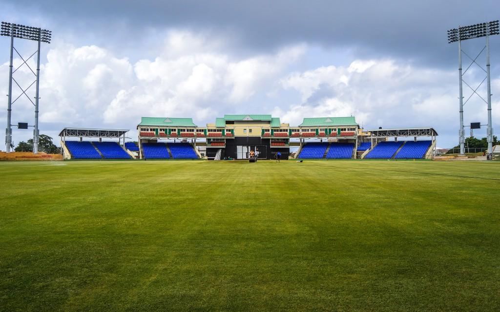 Warner Park Cricket Stadium | © St Kitts and Nevis Photo Stream/Flickr