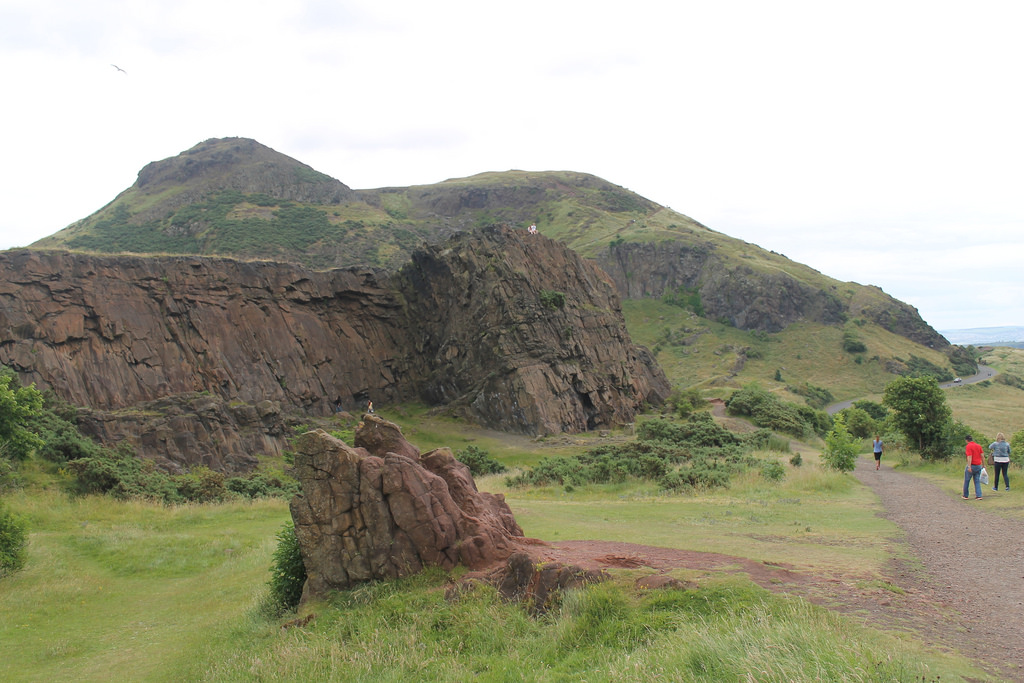 Arthur's Seat | © Connie Ma/Flickr
