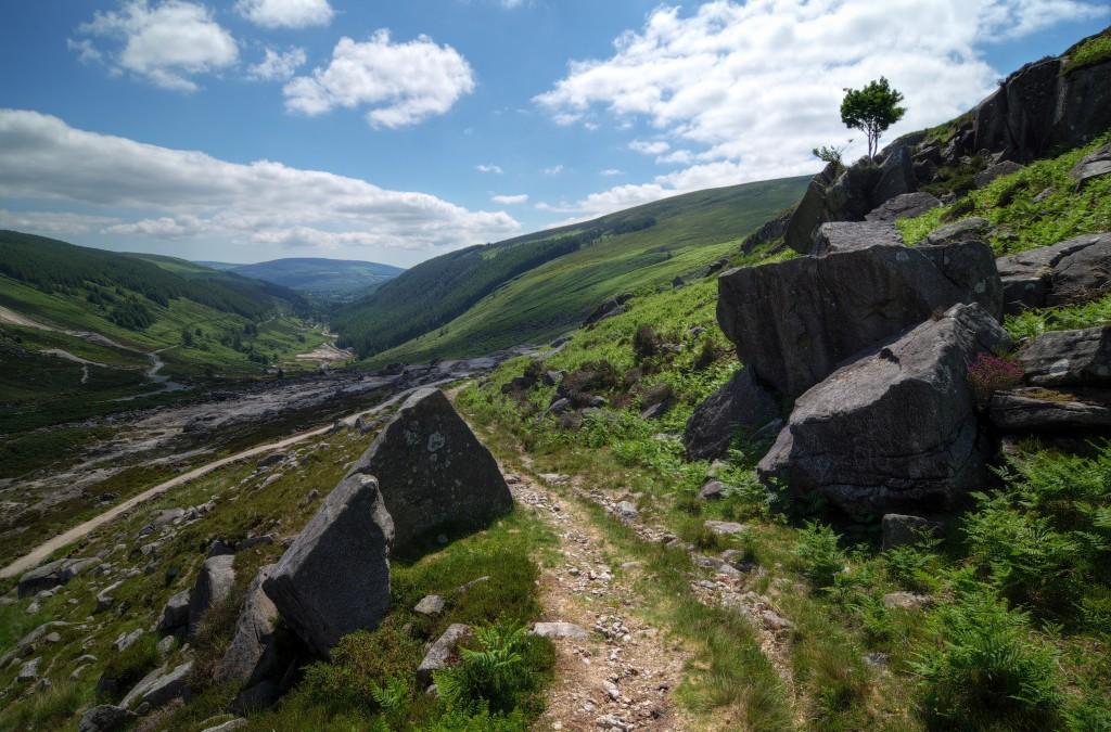 Hero mine trail at Glendalough | © Rob Hurson/Flickr