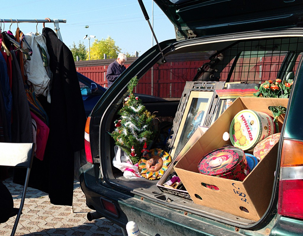 Edinburgh's Best Car Boot Sales And Second Hand Fairs