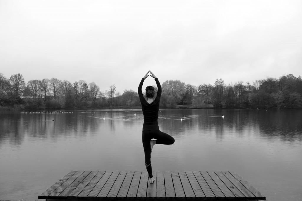 Artsy yoga | © Bär Baer/Flickr