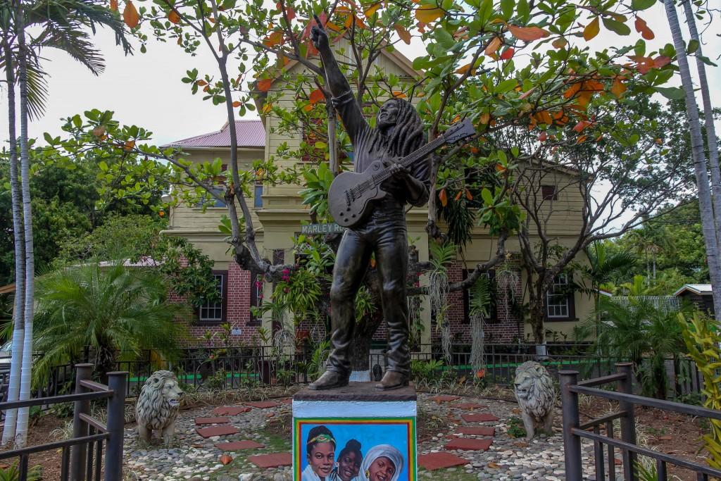 Bob Marley Museum   © Stéphane Damour/Flickr
