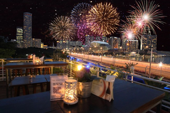Where To Celebrate Nye In Singapore
