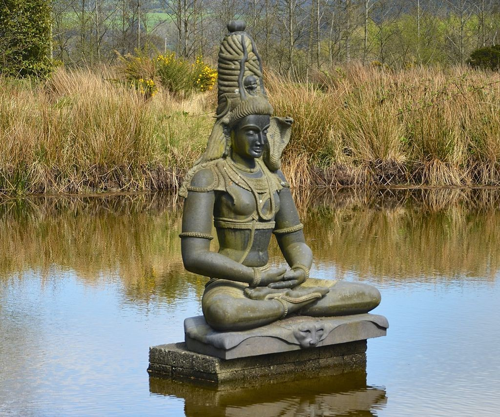 Lord Shiva at Victoria's Way Sculpture Park | © Daniel Dudek/Flickr