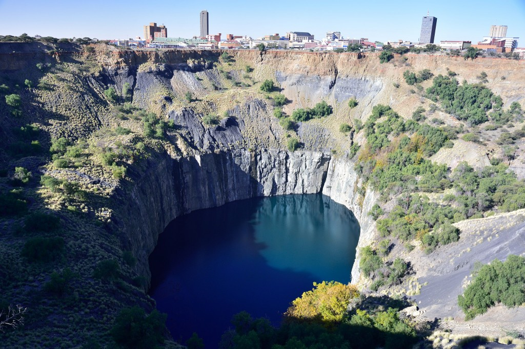 The Big Hole, Kimberley © South African Tourism/Flickr