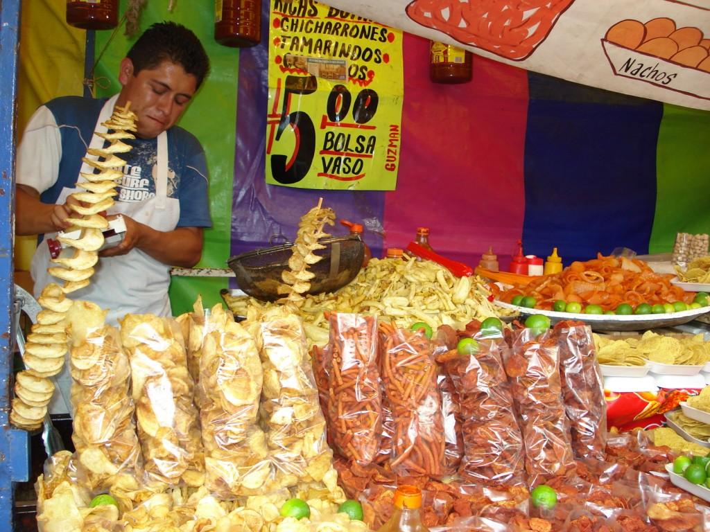 Mexican botanas | © Hernán García Crespo/Flickr