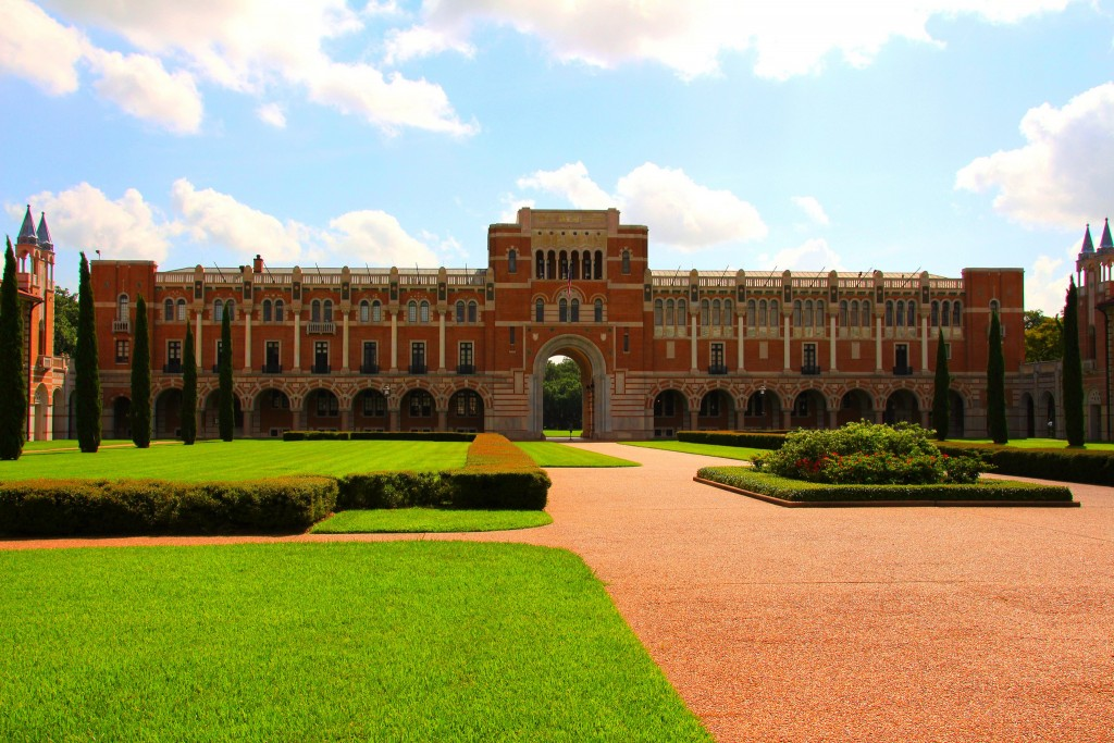 Rice University © channing.wu/Flickr