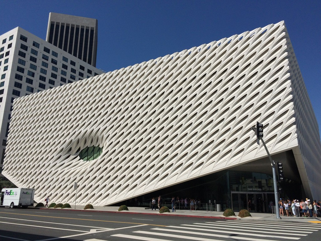 The Broad © Sharon VanderKaay/Flickr
