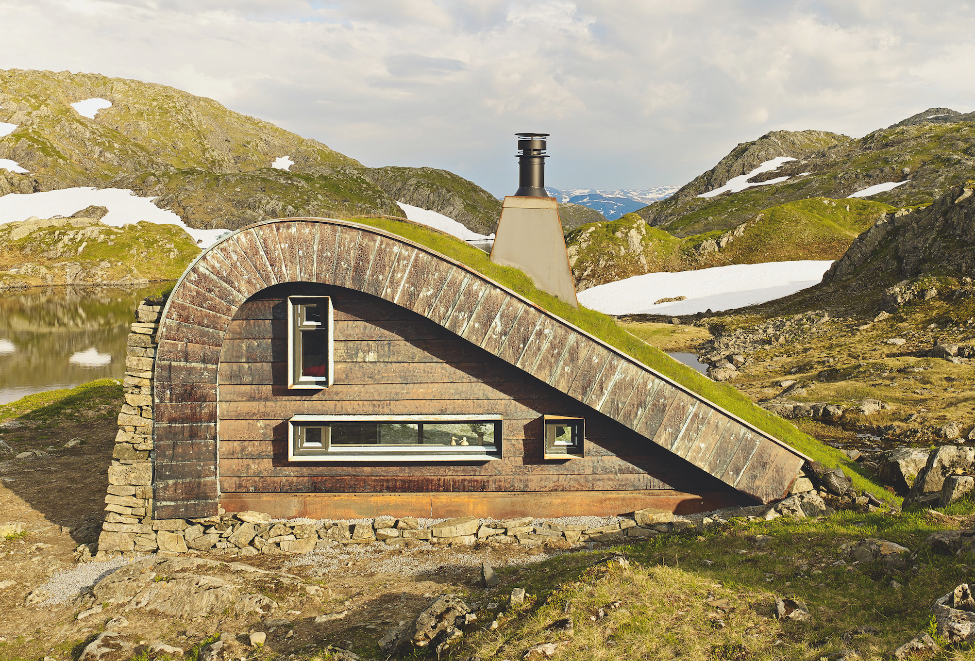 These Jaw-Dropping Buildings Make The Most Of Their