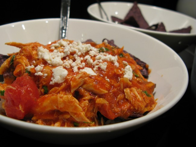 Chilaquiles | © Rob Pongsajapan/Flickr