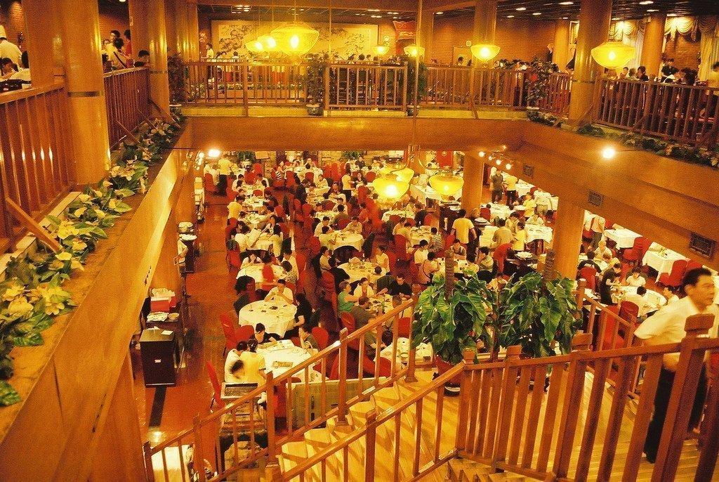 Quanjude Restaurant   © Kate Nevens/Flickr