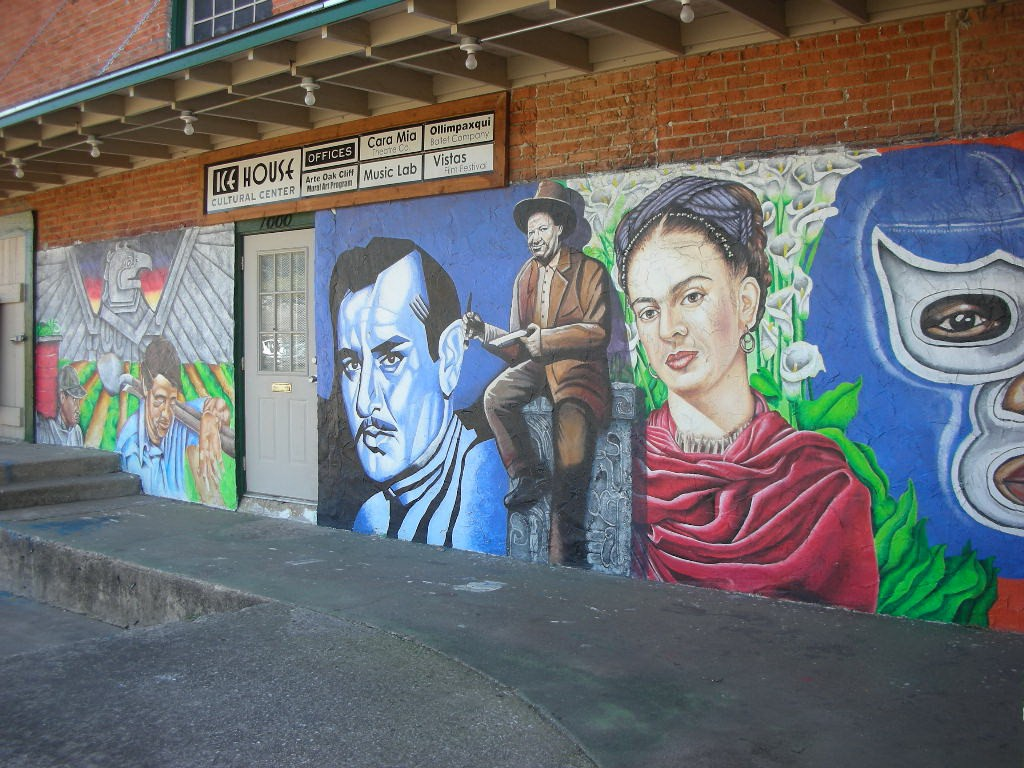 Ice House Mural © Morris Armstrong/Flickr