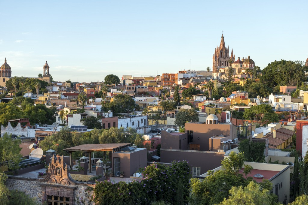 San Miguel de Allende | © Christopher Michel/Flickr
