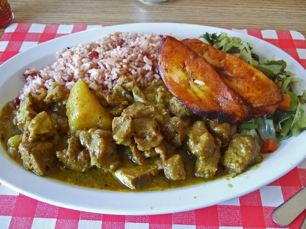 Jamaican Food Curry Goat The Best Places For Cu...