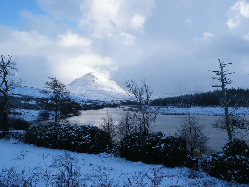 Errigal in Winter | © Liam Moloney/Flickr