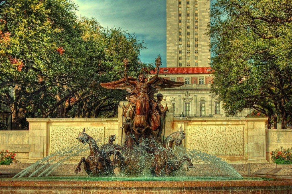 University of Texas at Austin © Prakash/Flickr