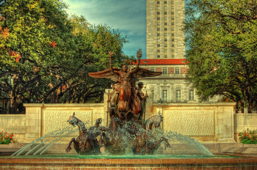 The Most Beautiful University Campuses In Texas
